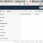 owncloud mplayer