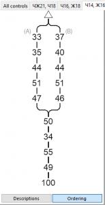 Порядок проходження нелінійної дистанції у Purple Pen