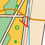Автобусна зупинка на карті
