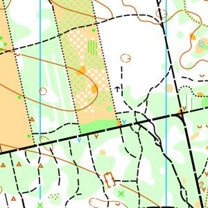 Фрагмент карти Медвідка