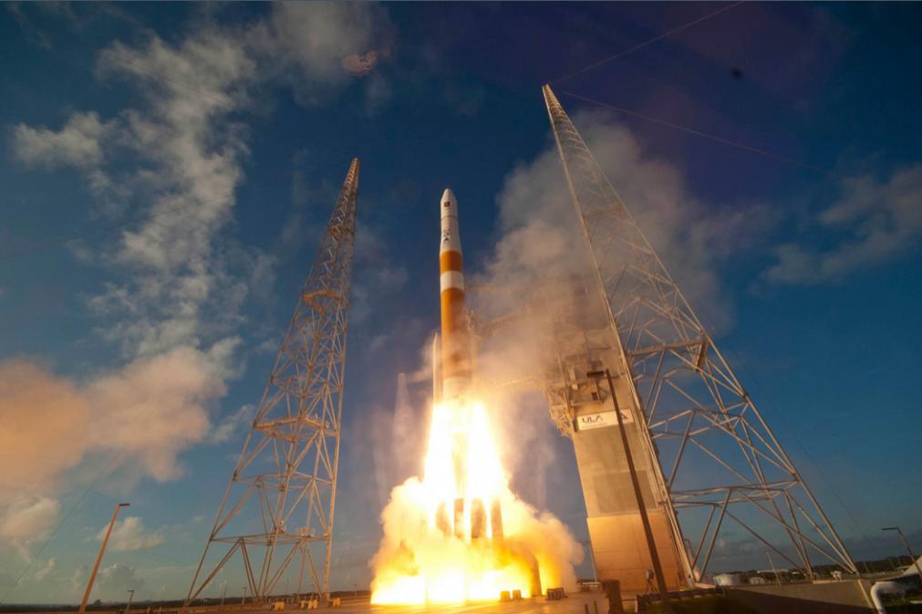 Запуск супутника IIF-3 з космодрому SLC-37 на мисі Канаверал, США, 4 жовтня 2012